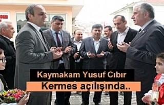 Atatürk İlkokulu Kermesi Dualarla Açıldı