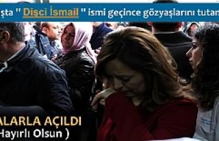 DİŞCİ İSMAİL'İN MUAYENEHANESİ YENİ YERİNDE...