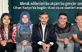 Tosya Tiyatro Kulübü Oyuncuları Canlı Yayında...