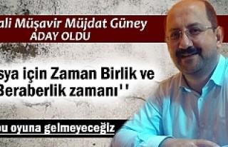 TOSYALI MUHASEBECİLER ODA SEÇİMLER ÖNCESİ KASTAMONU'YA...