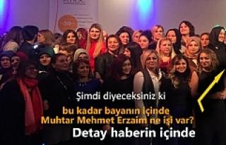 Güzellik Salonu İşletmecileri Başkan Mehmet Erzayım'a...