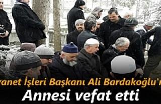 Eski Diyanet İşleri Başkanı Ali Bardakoğlu'nun...