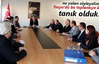 Tosya'da Uyuşturucu Madde ve Bağımlılığı...