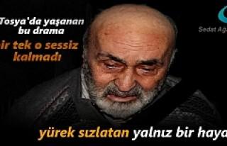 Tosya'da Ölüme terkedilen 76 yaşındaki yaşlı...