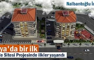 Nalbantoğlu İnşaat Güvencesinde Tosya'da...