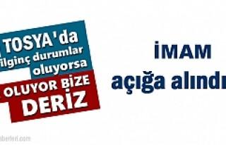 Tosya'da Sendika Başkanına hakarette bulunan...