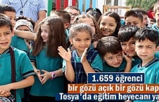 Yeni Eğitim Öğretim Yılında Tosya'da Kaç...