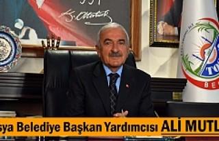 Tosya Belediye Başkan Yardımcısı ALİ MUTLU