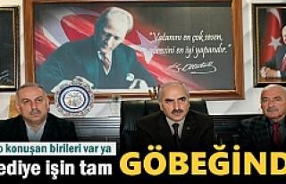 Başkan Şahin: 2018 Tosya'nın Atılım ve Hizmet...