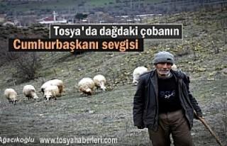 Dağdaki Çobanın Cumhurbaşkanı Recep Tayyip Erdoğan...