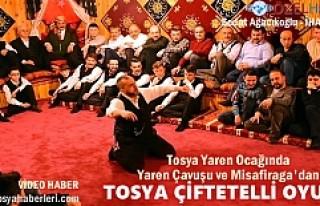 Tosya Yaren Çavuşu ve Misafiraga Hacı Ayhan'dan...