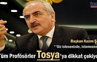 Başkan Kazım Şahin Marangozlar Odası Toplantısında...