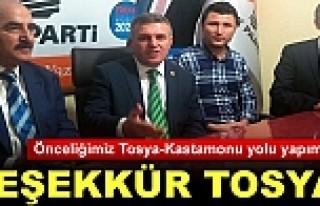 AK PARTİ MİLLETVEKİLİ METİN ÇELİK ''...