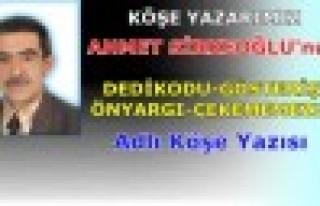 Ahmet Sirkeoğlu : Çağımızın Hastalığı Dedikodu-Gösteriş