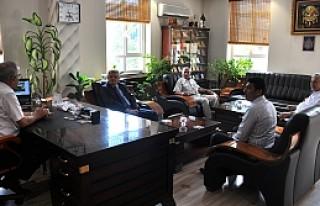 Çankırı Valisi Vahdettin Özcan Tosya'da