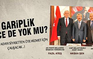 CHP KASTAMONU MİLLETVEKİLİ ADA ADAYI BELEDİYE...