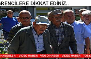 GÖLKÖY MEZUNLARI TOSYA'DA BULUŞTU ( VİDEO HABER...