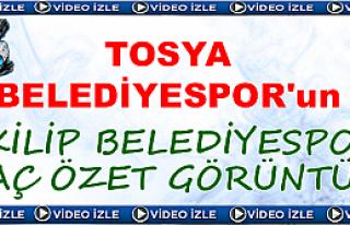 İskilip Belediyespor - Tosya Belediyespor Maç Özeti