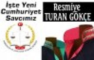 İşte Tosya'nın Yeni Cumhuriyet Savcısı