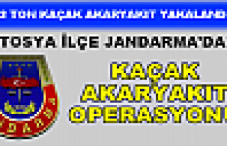 Kaçak Akaryakıt Operasyonu