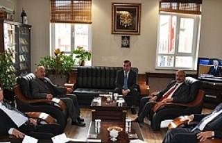 Kastamonu Sosyal Güvenlik İl Müdürü Aydoğan...