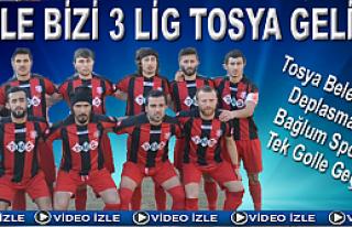 Keçiören Bağlumspor : 0 - Tosya Belediyespor :...