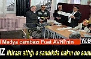 SOSYAL MEDYA CAMBAZI FUAT AVNİ NİN İFTİRA ATTIĞI...