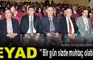 '' TEYAD '' TOSYALI SANAYİCİLER...