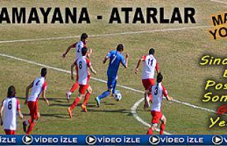 Tosya Belediye spor Tarihi fırsatı kaçırdı