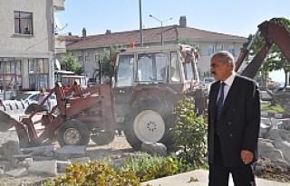 TOSYA BELEDİYESİ ''SONBAHAR ÖNCESİ VİTES BÜYÜTTÜK''