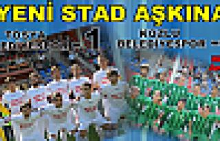 Tosya Belediyespor:1 - Kozlu Belediyespor:1