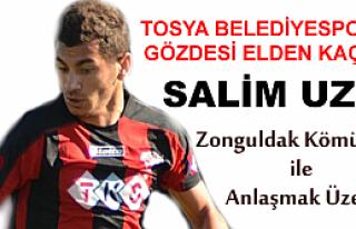 TOSYA BELEDİYESPOR'DA TRANSFER ŞOKU