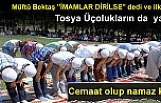 TOSYA'DA 1100 KURAN KURSU ÖĞRENCİSİ ŞENLİK...