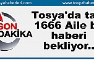 Tosya'da ihtiyaç sahibi ailelere 2500 ton kömür...