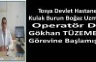 Tosya Devlet Hastanesi Kulak Burun Boğaz Doktoru...