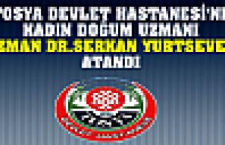 Tosya Devlet Hastanesine Kadın Doğum Doktor Ataması...