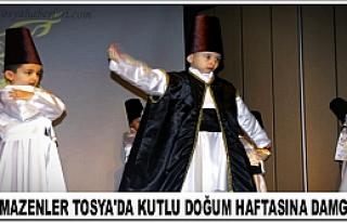 TOSYA İMAM HATİP ORTAOKUL SEMAZENLERİ GÖNÜLLERİ...