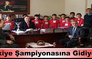 TOSYA SAKARYA ORTAOKULU TÜRKİYE ŞAMPİYONASINA...