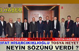 TOSYA TİCARET ODASI TOBB'DAN NE SÖZÜ ALDI