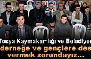 TOSYA TİYATRO DERNEĞİ KURS ÇALIŞMALARINA BAŞLADI