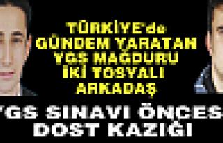 YGS SINAVI ÖNCESİ DOST KAZIĞI