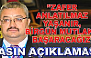 Yılmaz Kaymak Adaylığı için Basın Açıklaması...