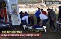 Tosyaspor-Cidespor Maçında Yaşanan İlginç Dakikalar