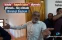 Marangozlar Odası Seçimi Sonrası Börekçi Başkanın konuşması
