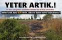 Tosya-Çaykapı Köyü Anız Yangını