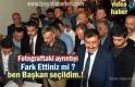 Tosya Marangozlar Odası Yeni Başkanı Salim Karabıyıkoğlu