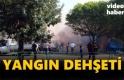 Tosya Marangozlar Sanayi Yangın Dehşeti