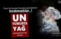 Tosya'da Gazeteci Damada Arkadaşlarından Şok Şaka