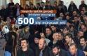 Tosya'da İŞ-KUR Kuraları Çekildi