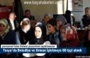 Tosya Belediyesi ve Orman İşletmesine 60 İŞKUR...